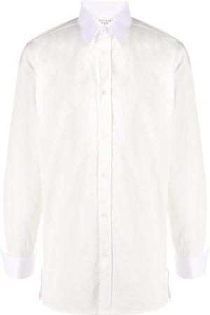 Maison Margiela Camisa de manga larga