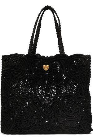 Dolce & Gabbana Bolso shopper Beatrice grande