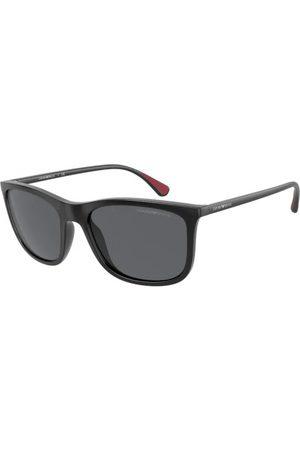 Emporio Armani Gafas de sol - EA4155 504287 Matte Black