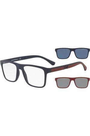 Emporio Armani Hombre Gafas de sol - EA4115 58541W Matte Blue