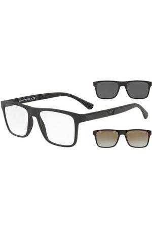 Emporio Armani Hombre Gafas de sol - EA4115 58531W Matte Black