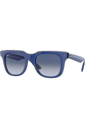 Ray-Ban Gafas de sol - RB4368 65234L BLU RED Gray
