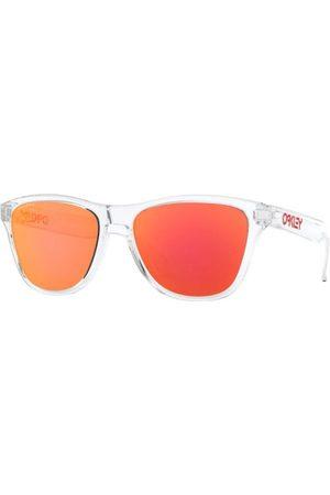 Oakley Hombre Gafas de sol - OJ9006 Frogskins XS 900619 Polished Clear