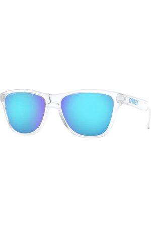 Oakley Hombre Gafas de sol - OJ9006 Frogskins XS 900615 Polished Clear