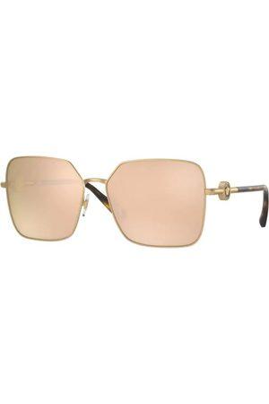 VERSACE Gafas de sol - VE2227 14105A Matte Gold