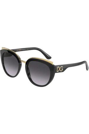 Dolce & Gabbana DG4383 501/8G Black