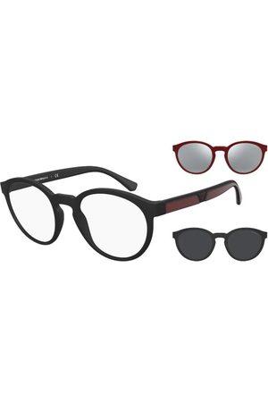 Emporio Armani Hombre Gafas de sol - EA4152 58701W Matte Black