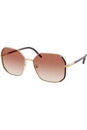 Prada Gafas de sol - PR 52WS 07M2F1 Mosto + ORO