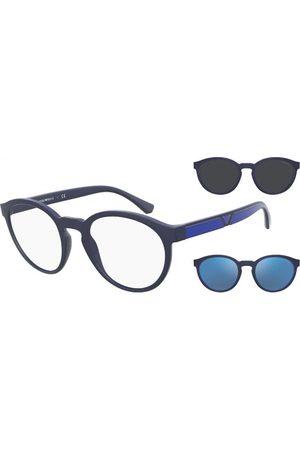Emporio Armani Hombre Gafas de sol - EA4152 57591W Matte Dark Blue