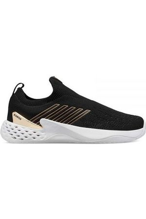 K-Swiss Zapatillas de running KSWISS AERO KNIT NEGRO BLANCO 06137093 para mujer