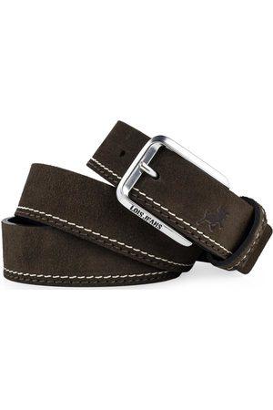 Lois Hombre Cinturones - Cinturón Casual Leather para hombre
