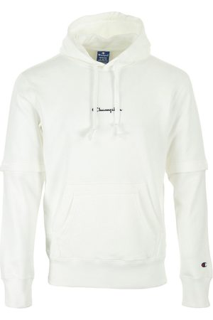 Champion Jersey Hooded Sweatshirt para hombre