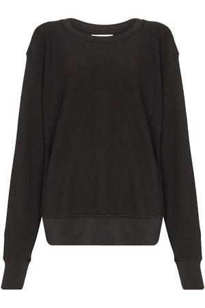 Les Tien Crew-neck cotton sweatshirt