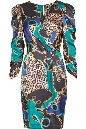Guess Vestido FOULARD SHORT DRESS para mujer