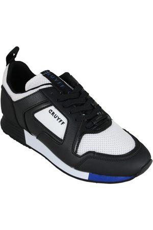 Cruyff Zapatillas lusso white/max blue para mujer