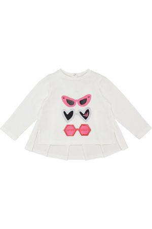 Emporio Armani Camiseta manga larga 6HEM01-3J2IZ-0101 para niña