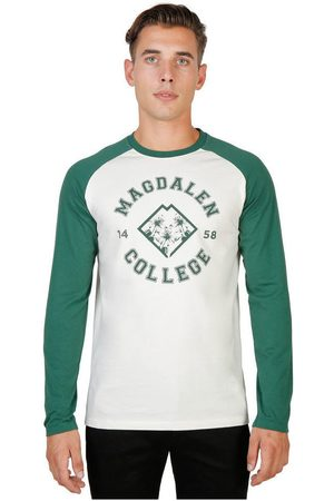 Oxford University Camiseta manga larga - magdalen-raglan-ml para mujer