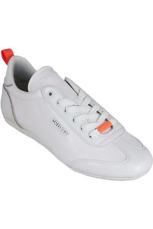 Cruyff Zapatillas recopa underlay white/burnt orange para mujer
