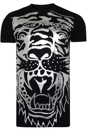 ED HARDY Tops y Camisetas Big-tiger t-shirt para mujer