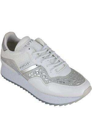 Cruyff Mujer Zapatillas deportivas - Zapatillas wave embelleshed white para mujer