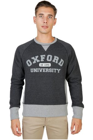 Oxford University Jersey - oxford-fleece-raglan para hombre