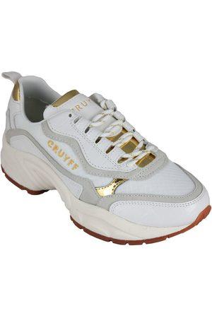 Cruyff Zapatillas ghillie white/gold para mujer