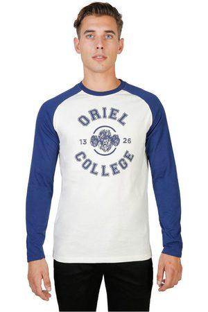 Oxford University Camiseta manga larga - oriel-raglan-ml para mujer