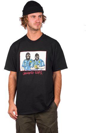 Salem7 Crooked Cops T-Shirt