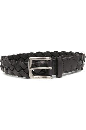 Polo Ralph Lauren Hombre Cinturones - Braided leather belt