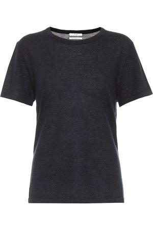 CO Camiseta de cachemir
