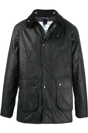 Barbour Snap-button coat