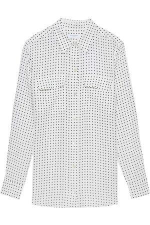 Equipment Mujer Camisas - Camisa slim Signature