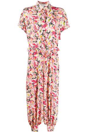 Stella McCartney Mono con estampado floral