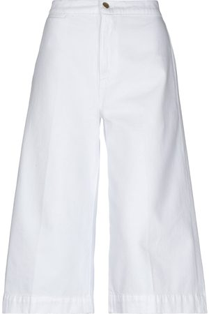 Frame Pantalones capri vaqueros