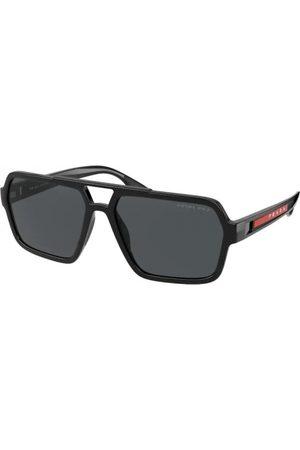 Prada Linea Rossa PS 01XS 1AB02G Black