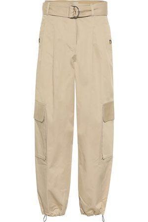 Lee Mathews Pantalones cargo Hutton de algodón
