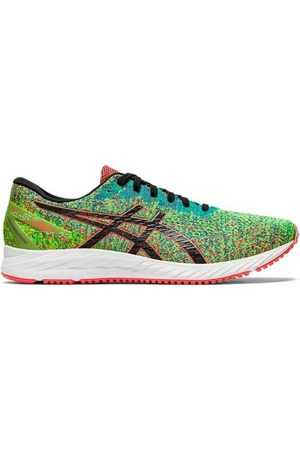 Asics Zapatos GEL DS TRAINER 25 ROJO NEGRO 1011A675.700 para mujer