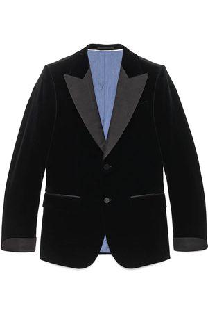 Gucci Chaquetas - Chaqueta de terciopelo ajustada