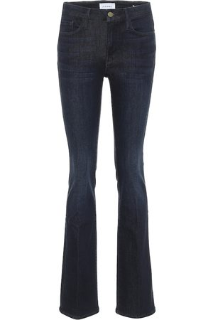 Frame Jeans ajustados Le Mini Boot
