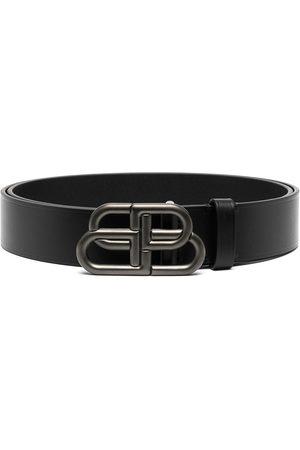 Balenciaga Cinturón con hebilla del logo