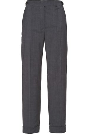 Prada Cropped tailored trousers