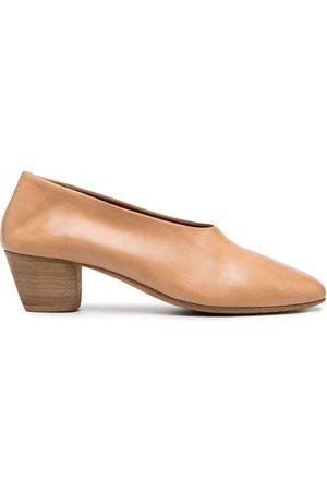 MARSÈLL Zapatos de tacón con puntera redonda