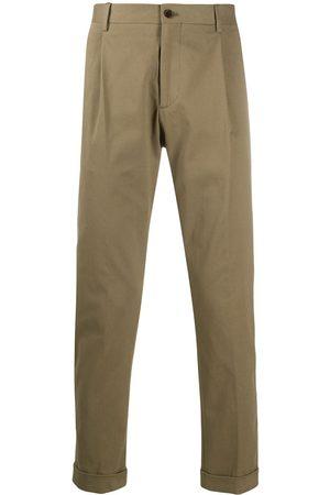 Etro Pantalones tapered con bolsillos con cremallera