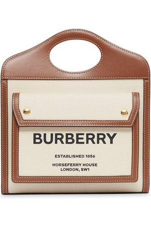 Burberry Bolso mini con bolsillo