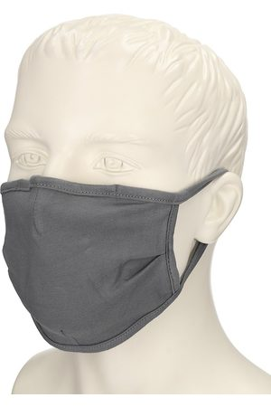 Zine Facecover Cloth Mask gris