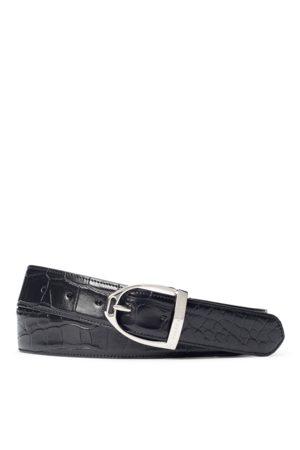 Ralph Lauren Cinturón de caimán