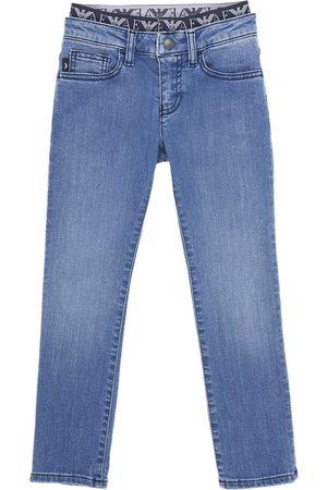 Emporio Armani Niño Pantalones y Leggings - Pantalón pitillo 6H4J17-4D29Z-0942 para niño