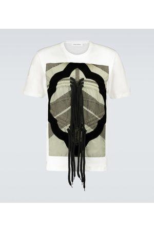 CRAIG GREEN Camiseta Flower Diamond de algodón