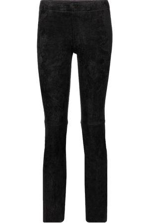 Stouls Pantalones skinny Jacky de gamuza