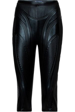 MUGLER Shorts ciclistas de neopreno